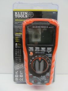 Klein Tools Mm700 1000v Auto ranging Trms True Rms Digital Multimeter Sealed