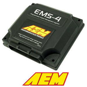 Aem 30 6905 Ems Universal Programmable Engine Management System 4 ems 4 new