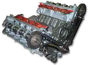 Remanufactured 09 13 Ford 5 4 2 Valve Long Block Engine For E Series Vans
