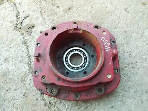 International 460 Utility Tractor Pto Power Take Off Housing Ihc Cover