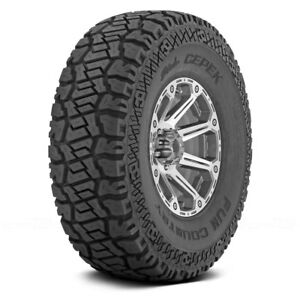 Dick Cepek Set Of 4 Tires Lt305 65r17 Q Fun Country All Terrain Off Road Mud