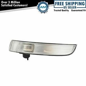 Mirror Turn Signal Light Lamp Driver Side Left Lh For Escape Focus Cmax New