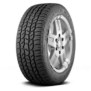 Cooper Set Of 4 Tires 235 70r16 T Discoverer A tw All Terrain Off Road Mud