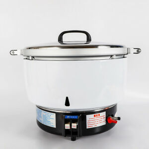 10l 8 5kg Natural Gas Rice Cooker 2 8kpa For 50 60 People Commercial rubber Tube