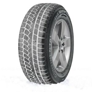 Continental Set Of 4 Tires 215 60r17 H Conti4x4wintercontact Performance