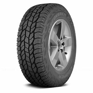 Cooper Set Of 4 Tires 255 70r16 T Discoverer A t3 All Terrain Off Road Mud