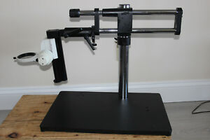 Nikon Stereo Microscope Boom Stand For 75 5mm Head
