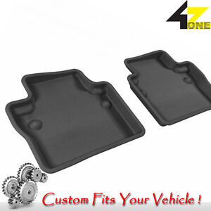 3d Fits 2007 2016 Volvo S80 G3ac10850 Black Waterproof Third Row Car Parts For S