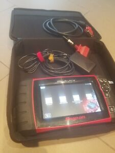 Snap On Eecs318 18 4 Solus Ultra Automotive Diagnostic Scan Tool