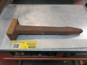 Pexto Stake Common Square Coppersmith Anvil Black Smith Roper Whitney