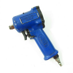 Cornwell Tools Cat4112 1 2 Drive Mini Impact Wrench Blue