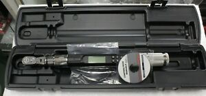 Snap On Ctech1r240 Dr 1 4 Drive Flex head Control Tech Torque Wrench Used