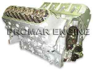 Reman 97 05 Gm 5 7 Chevy 346 Ls1 Ls6 Long Block Engine