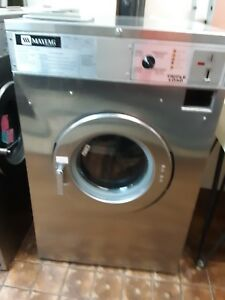Maytag Commercial Coin Washers Triple Load 35lb Laundromat Front Load Phase 3