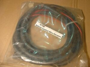 New Air flo Brand Vehcile Control Wire Harness 01786 Snow Plow Airflo
