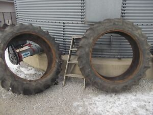 Firestone All Traction Field road 15 5 X 38 Top Cut F151 Tractor Pullin Tires