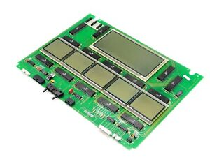 Tokheim 000 421437 r05 Premier b 5 Pd Main Sales Display Board Remanufactured