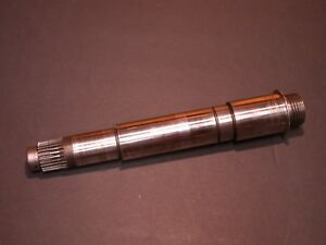 9 South Bend Lathe Headstock Spindle