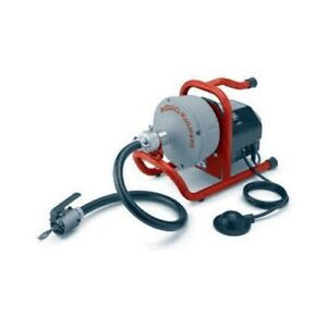 Ridgid 71722 K 40g Pf Drain Cleaner With C 131 sb 5 16 Cable
