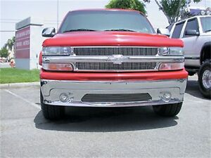 Ship From Usa Fits 2001 2002 Chevrolet Silverado 1500 Gxtb90043 Durable Grille A