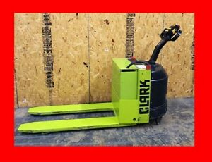 New Batteries Clark Spw 22 4500 Pound Electric Pallet Jack Battery Forklift