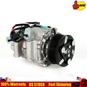 Air Conditioner Compressor Fit For Honda Civic 1 8l Sohc 2006 2011 Co 4918ac Usa