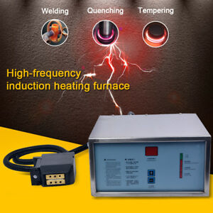 193kw Ultrahigh Frequency Induction Heater Furnace