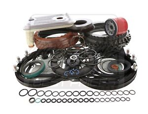 Allison 1000 2000 Duramax Transmission Performance Rebuild Kit Deep Pan 2006 09
