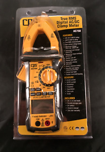 Ac750 Cps True Rms Digital Clamp on Amp Meter 276