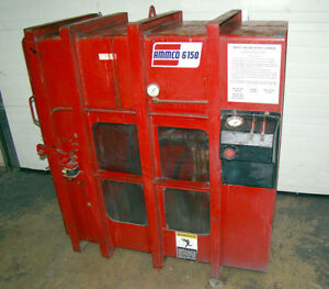 Ammco 6150 Tire Inflation Safety Chamber For Bus Truck Tire Safety Cage Station