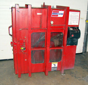 Ammco 6150 Tire Inflation Safety Station For Any Size Tire Safety Cage Chamber
