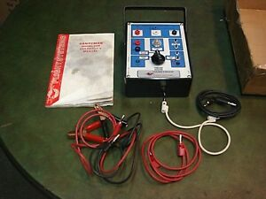 Handyman Model 269 Flight Systems Forklift Component Diode Capacitor Tester Arus