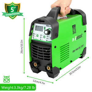 Arc Welder 110v 220v Arc135 Dual Volt Stick Welding Invertert Machine Mma Welder