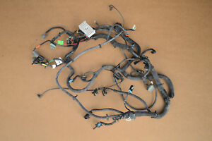 2001 C5 Corvette Body Chassis Electrical Wiring Harness 10448116 112617
