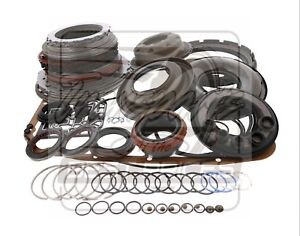 Fits Dodge Ram 2500 3500 68rfe Transmission Alto Master Rebuild Kit 2007 On