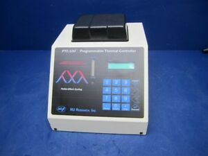 Mj Research Ptc 100 Programmable Thermal Cycler Controller