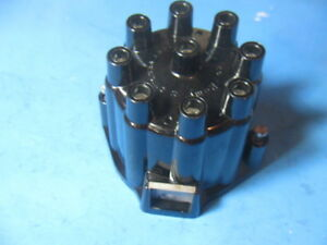 63 64 1963 1964 Corvette Nos Gm Delco D310 Distributor Cap With R 327 F i