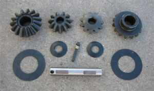 Gm 8 5 Chevy 10 Bolt Spider Gear Kit 30 Spline Open Differential New