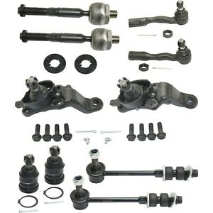 Ball Joint Kit For 2004 2006 Toyota Tundra Front Left And Right 10pc