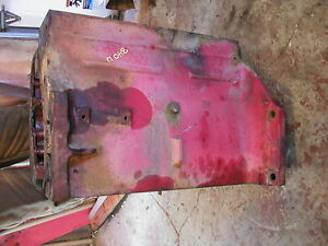 International 340 Utility Tractor Original Ih C135 C 135 Engine Motor Block