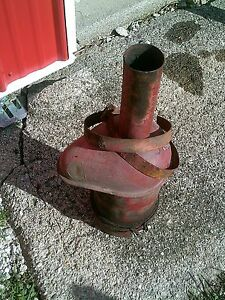 Farmall Sm Mta Tractor Original Ih Ihc Engine Oil Bath Precleaner Assembly