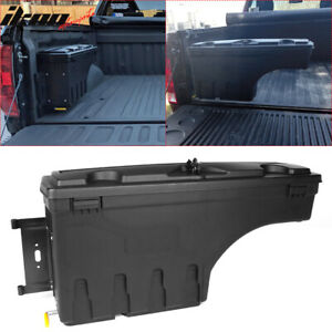 Fits 07 19 Toyota Tundra Abs Truck Bed Storage Box Toolboxes Driver Side