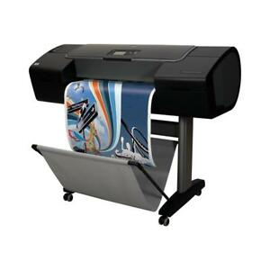 Hp Designjet Z2100 44 in Large Format Graphics Photo Printer