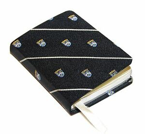 Polo Ralph Lauren Rugby Vintage Rare Mini Note Pad Journal Diary Black Silver