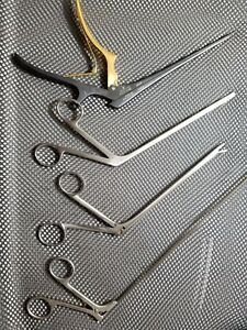Lot Of Used Medical Instruments
