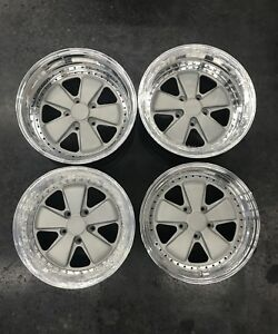 Rotiform Full Set Fuc 3 Piece Forged Wheels 18x8 5 18x10