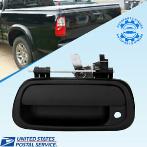 Tailgate Handle For 2000 2006 Toyota Tundra Truck Rear Exterior Door Handle