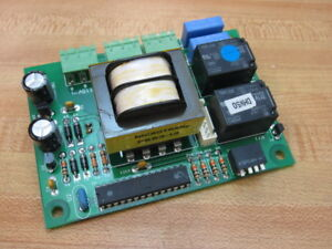 Jemaco Flair Dhw Circuit Board Dhw led Type V1 3