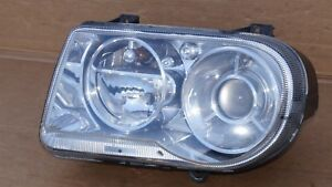 05 09 Chrysler 300c Projector Headlight Xenon Hid Valeo Left Driver Lh Polished