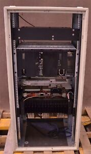 Motorola Quantar T5365a Base Repeater Chassis Station In Rack